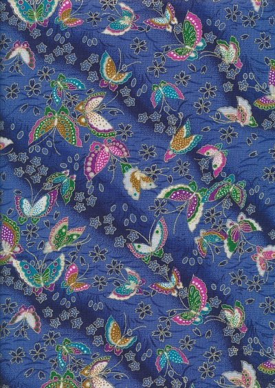 Authentic Japanese Fabric - 37