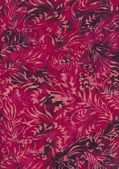 buy popular 0eaf8 03a6a Sew Simple Bali Batik - Pink SSHH394-28#7