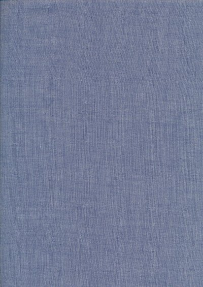 Chambray 100% Cotton - Purple Blue
